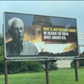 Billboard campaign targets Rep. Bergman for spewing lies about widespread election fraud