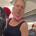 Woman who assaulted Muslim passenger on flight to Detroit should be charged with hate crime, group says