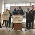 Detroit mayoral candidate Anthony Adams says Duggan is afraid to debate him. The Duggan campaign says that's not the issue.