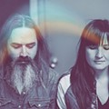 Chrome-plated space robots: Why you should be extra stoked today for Moon Duo's show next month