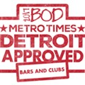 Best of Detroit: Bars and Clubs