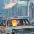 Still from the upcoming <i>Detroit</i>, the upcoming dramatization of the Motor City's infamous 1967 summer of civil unrest.
