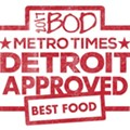 Best Restaurant (Washtenaw)