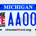 Michigan Senate approves a 'Choose Life' license plate bill and it's bullshit