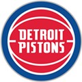 The Pistons spent six months and an undisclosed sum on this familiar-looking new logo