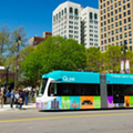Detroit's new QLine debuts to much fanfare amid public transit woes