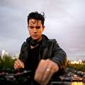 Audion aka Matthew Dear performing live.