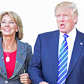 Betsy DeVos defends Trump's plan to slash education spending by 14 percent