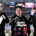 We can't believe this new commercial for the Gathering of the Juggalos