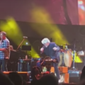 Bob Seger joined Eagles on stage this weekend and it was magic
