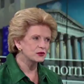 Sen. Stabenow says GOP Senators pulling a 'political exercise' over health care bill