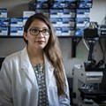 The Scientist: Natalie Nevarez, University of Michigan Ph.D. student