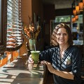 The Vegan: Amber Poupore, owner of Cacao Tree