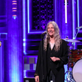 Patti Smith and her children performed on 'Fallon' last night