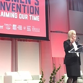 The Women's Convention brings fiery speeches, hope to Detroit