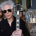 Jim Jarmusch and his band Sqürl are nuts about Man Ray