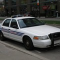 Six Detroit cops charged with extortion for taking bribes from auto repair shop owners