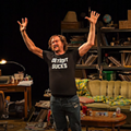 Lester Bangs reincarnated in a one-man show in New York next month
