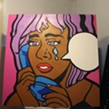 From hip-hop to pop art: the work of Sheefy McFly