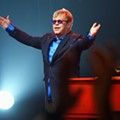 Elton John will perform at Little Caesars Arena on Friday, Oct.  12.
