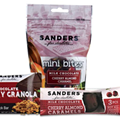 Sanders is rolling out three new cherry-flavored products and we can't wait to try them