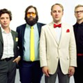 The drunken dichotomy of Deer Tick