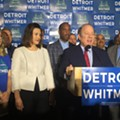 Detroit Mayor Duggan endorses Gretchen Whitmer for Michigan governor
