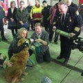 Detroit Fire Department receives 800 pet oxygen masks