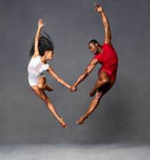 COURTESY OF ALVIN AILEY AMERICAN DANCE THEATER