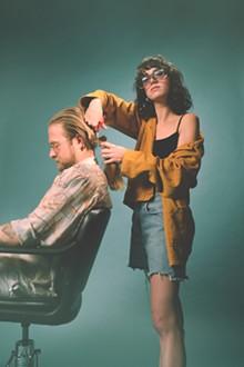 ERIN SOORENKO - FINKEL's Brian and Jane Spencer.