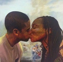 "COURTESY PHOTO - ""Oh, Black Love"" by Mario Moore"
