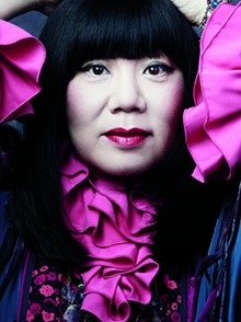 COURTESY PHOTO - Anna Sui