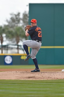 PHOTO BY MARK CUNNINGHAM/DETROIT TIGERS - Jordan Zimmerman