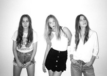HAIM. COURTESY PHOTO.