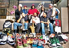 COURTESY PHOTO - The Soul Rebels will perform on Friday and Saturday at the Detroit Jazz Fest.