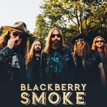 PHOTO VIA BLACKBERRY SMOKE FACEBOOK