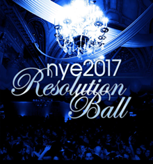 PHOTO VIA NEW YEAR'S EVE RESOLUTION BALL FACEBOOK