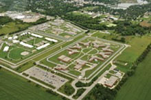 PHOTO BY PHIL SQUATTRITO - The St. Louis Correctional Facility.