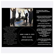 Improve Athletic Performance Through Yoga - Uploaded by YogaSJ