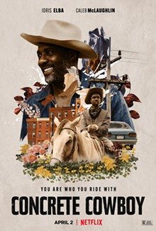Concrete Cowboy Poster - Uploaded by Kamryn Lowler