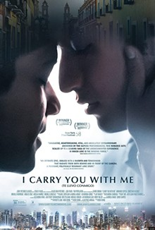 I CARRY YOU WITH ME