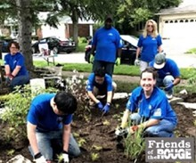 Building a Rain Garden - Uploaded by cfs-therouge
