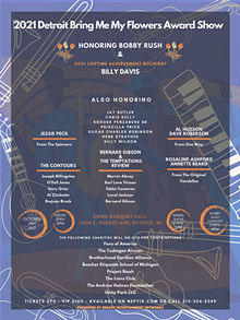 """Celebrating 70th Anniversary of Grammy Award Winner Blues Man Bobby Rush and the first Annual """"Detroit Bring Me Flowers"""" Award Ceremony - Uploaded by unlimitedskyproduction@gmail.com"""