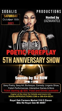 Poetic Foreplay - Uploaded by SODALISPRODUCTIONS