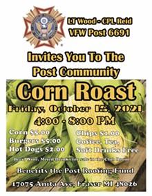 Post Community Corn Roast - Uploaded by Robert Brannon