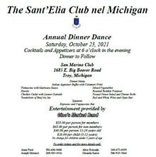 Uploaded by Sant Elia Club of Michigan