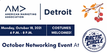 October Networking Event at Arctic Circle - Uploaded by AMA Detroit