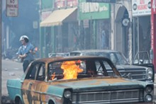 ANNAPURNA PICTURES - Still from the upcoming Detroit, the upcoming dramatization of the Motor City's infamous 1967 summer of civil unrest.