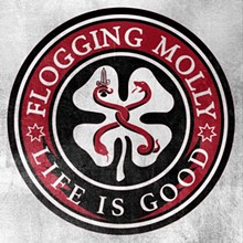 PHOTO VIA FLOGGING MOLLY FACEBOOK