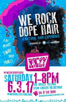 WE ROCK DOPE HAIR! A NATURAL HAIR EXPERIENCE FACEBOOK EVENT PAGE